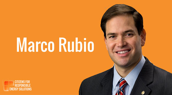 Marco Rubio responds at 15.38.