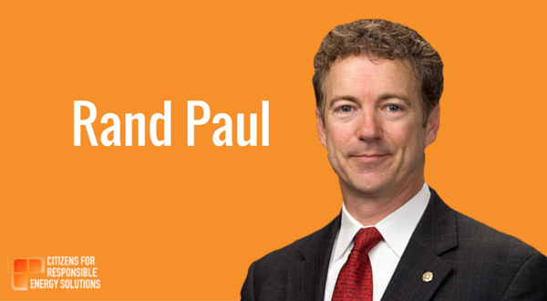 Rand Paul responds at 09.05.
